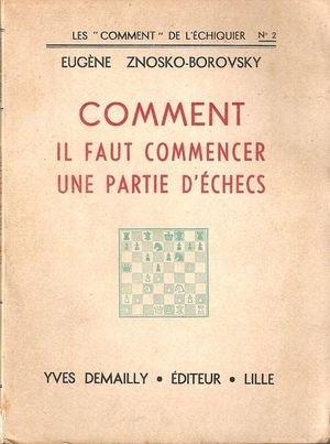 EUGENE ZNOSKO-BOROVSKY/ MARCEL DUCHAMP, 1946 zb-0014