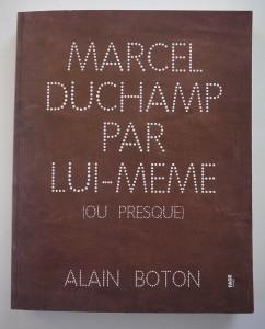 EtANT DONNES : 1) ALAIN BOTON, 2)